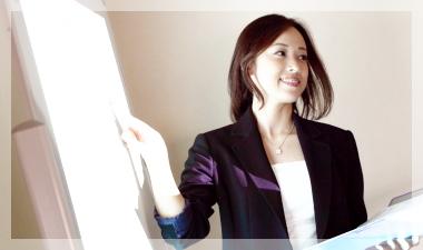 ポイント6|経営者を育てる。サロン開業に必要な知識やノウハウを現役のサロンオーナーから直接学べます。