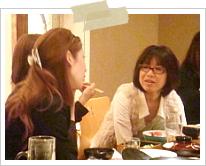 第1回 大阪校・神戸校合同勉強会 交流会の様子3