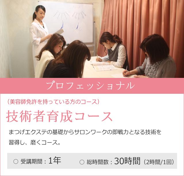 [プロフェッショナル]技術者育成コース